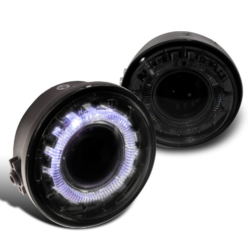 Ford F150 Halo Projector Smoke Len Fog Lights