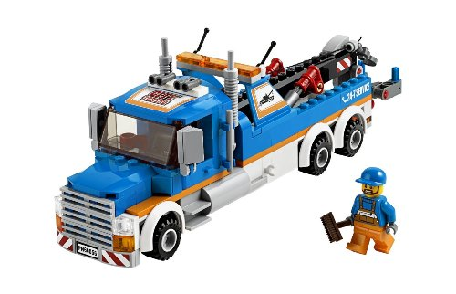 LEGO City Great Vehicles 60056 Tow Truck (Lego City Truck compare prices)