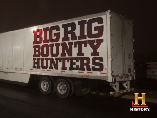Big Rig Bounty Hunters Season 1