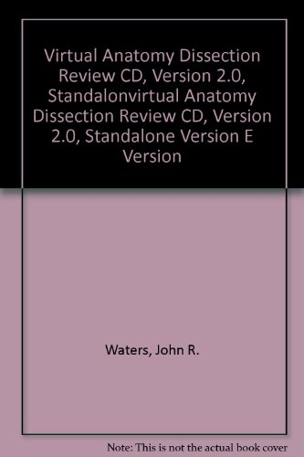 Virtual Anatomy Dissection Review Cd, Version 2.0, Standalone Version
