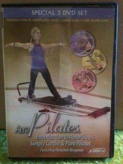 AERO PILATES SPECIAL 3 DVD SET