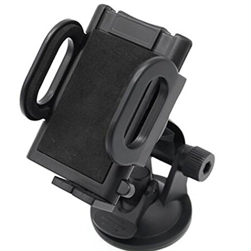 Yaheeda Car Mount Universal Phone Holder,Windshield,Dashboard and Air Vent Mobile Phone Cradles Inside for iPhone 6s,6s Plus,and other Smartphones (Cradle Mobile compare prices)
