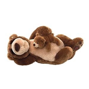 Gund Snoring Papa Bear and Little Bear from Gund