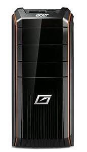 Acer Predator AG3620-UR308 Gaming Desktop (Black)