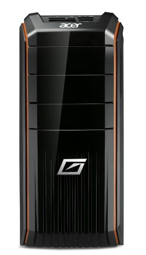 Acer Predator AG3620-UR308 Gaming Desktop (Black)
