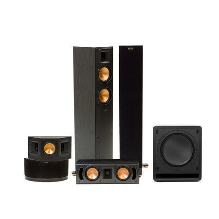 Klipsch Rf-42Ii Home Theater System - Includes Klipsch Sw-310 Subwoofer