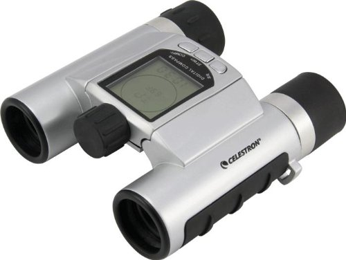 BINOCULARS, DIGITAL COMPASS P