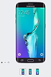 Samsung Galaxy S6 Edge Plus SM-G928 32GB Black Factory Unlocked GSM - International Version