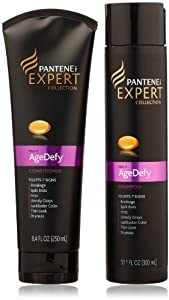 Pantene Pro-V Expert Collection Agedefy Shampoo + Conditioner 1 Kit
