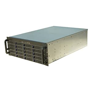 NORCO 4U Rack Mount 20 x Hot-Swappable SATA/SAS 6G Drive Bays Server Rack mount RPC-4020