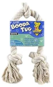 Aspen/Booda Corporation DBX50801 3-Knot Rope Tug Dog Chew Toy, Large