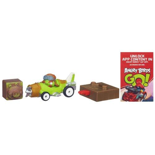 Angry Birds Go! Jenga Foreman Pig's Plane Game - 1