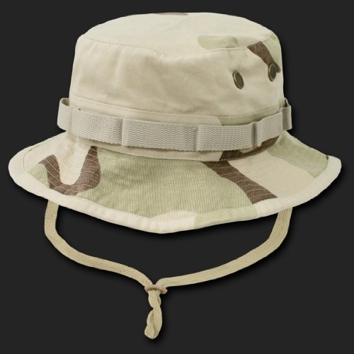 a3b4fe70d98876 Brand new never worn U.S. MILITARY ACU CAMO MILITARY DESERT BOONIE HAT CAP  SIZE LARGE. Vintage washed Military jungle boonie cap featuring a drawstring  with ...