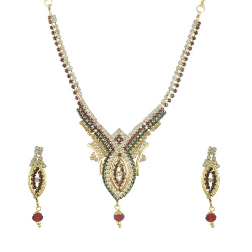 "Aakshi ""Eye for Beauty"" 3piece Jewellery Set"