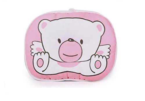 Affe Süß Bär Baumwolle Baby Kopfkissen (Pink)