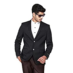 GIVO Charcoal Gold Class Formal Blazer
