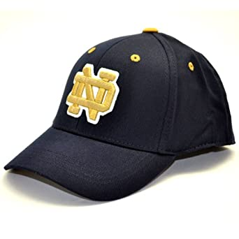 NCAA Notre Dame Fighting Irish Child One-Fit Hat, Black