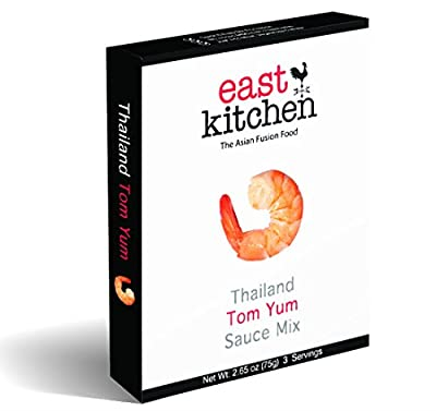 East Kitchen - Thai Gourmet Sauce Mix (Pack of 5) from Nithifoods