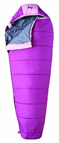 Slumberjack Girl Scout 30 Degree Youth Synthetic Sleeping Bag
