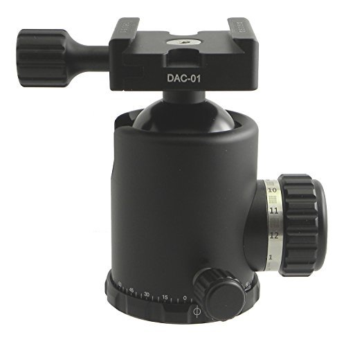 Desmond DB-44 44mm Ball Head Arca / RRS Compatible w Pan Lock for Tripod (Ball Head Arca Swiss compare prices)