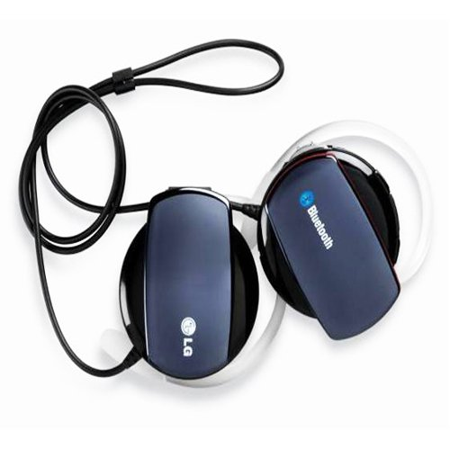 Lg Hbs-250 - Headset ( Clip-On ) - Wireless - Bluetooth