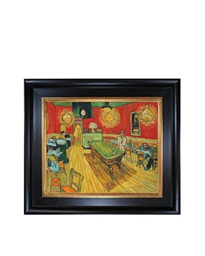 Vincent Van Gogh The Night Cafe Hand-Painted Reproduction