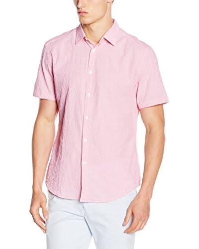 ESPRIT Hemd rosa