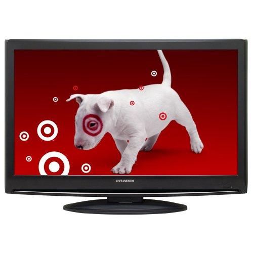 SYLVANIA 37 LCD TV DVD COMBO W DIG TUNER