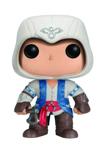 Funko POP Games Assassin's Creed Connor Action Figure