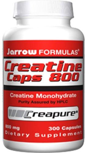 Jarrow Formulas Creatine Caps 800, 300 Capsules
