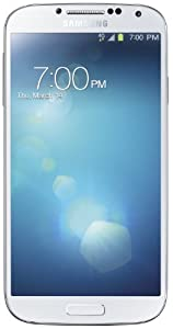 Samsung Galaxy S 4, White (Verizon Wireless)
