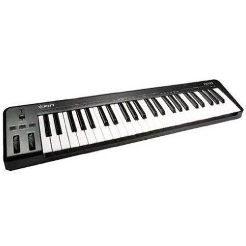 ION Key 49 MIDI Keyboard Controller and Studio in a Box