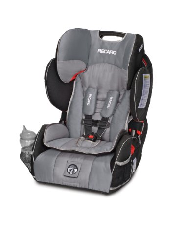 Recaro Performance Sport Combination Harness To Booster Car Seat - Haze