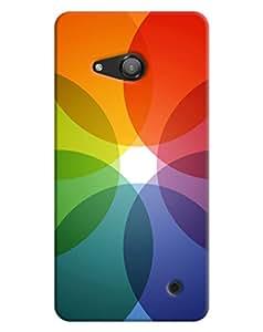 Back Cover for Microsoft Lumia 550,Microsoft Lumia 550 Dual Sim