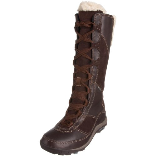 Merrell Women's PREVOZ WATERPROOF J20258 Boots Brown EU 40
