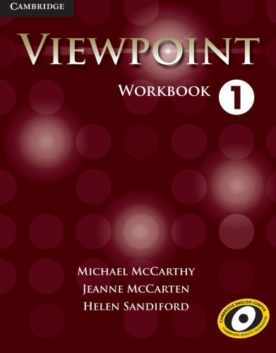 Viewpoint Level 1 Workbook