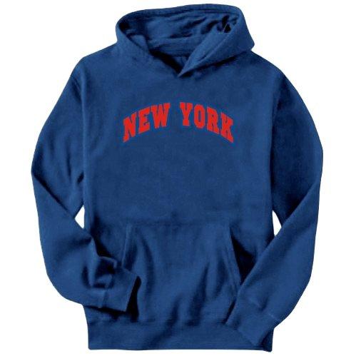 New York Classic Mens Hoodie