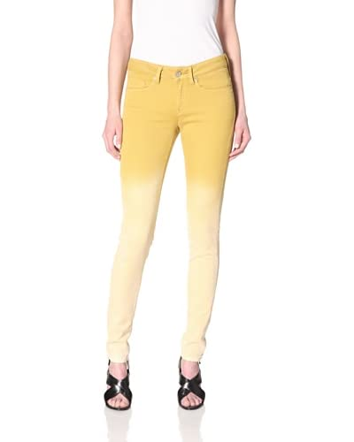 Levi's Made & Crafted Women's Empire Skinny Jean  - Big Bang Yellow