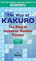 The Way of Kakuro Volume 1
