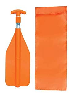 Kwik Tek P-2 Telescoping Paddle With Nylon Bag
