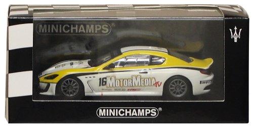 pma-1-43-modellino-auto-maserati-gran-turismo-mc-gt4-2010-16-importato-da-giappone