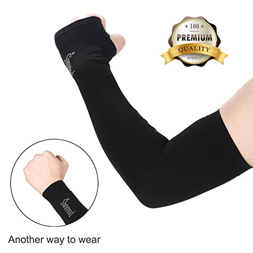 shinymod-sports-cooling-arm-sleeves-gardening-sleeves-unisex-sun-block-uv-protection-cooler-band-pro