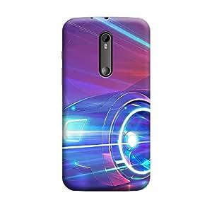 iShell Premium Printed Mobile Back Case Cover With Full protection For Moto G3 / Moto G Turbo (Designer Case)