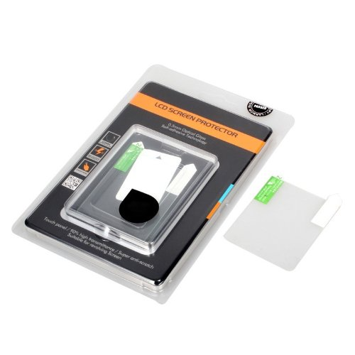GGS Optical Glass Reuse Camera LCD Screen Protector for Canon 6D DSLR