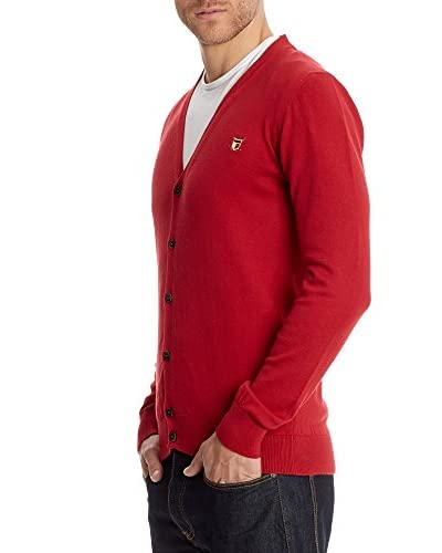 Polo Club Cardigan Heguy [Rosso]