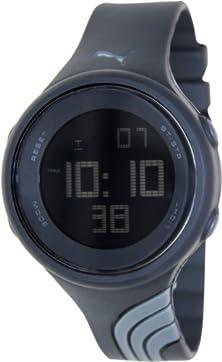 buy Puma Twist L Grey Black Digital Watch Pu911091002