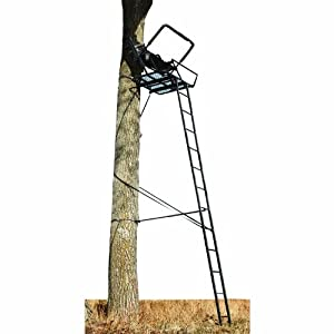 Big Game Treestands The Nexus Ladderstand by Big Game Treestands