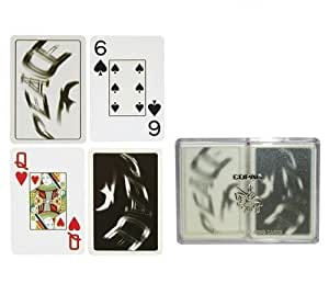 Copag Silver Series Bridge Size Playing Cards (Peace)