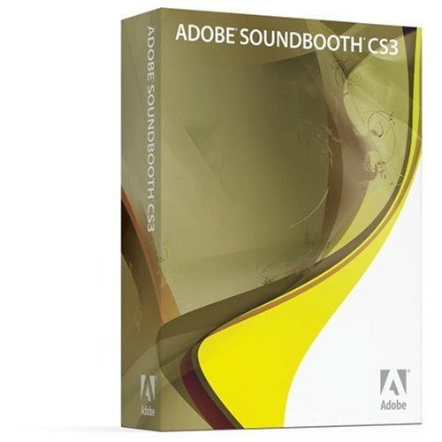 Adobe Soundbooth CS3 French (vf)