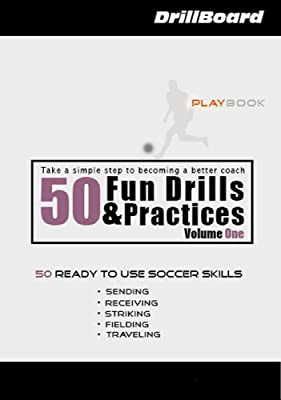 DrillBoard Playbook : 50 Fun Drills and Practises Volume 1